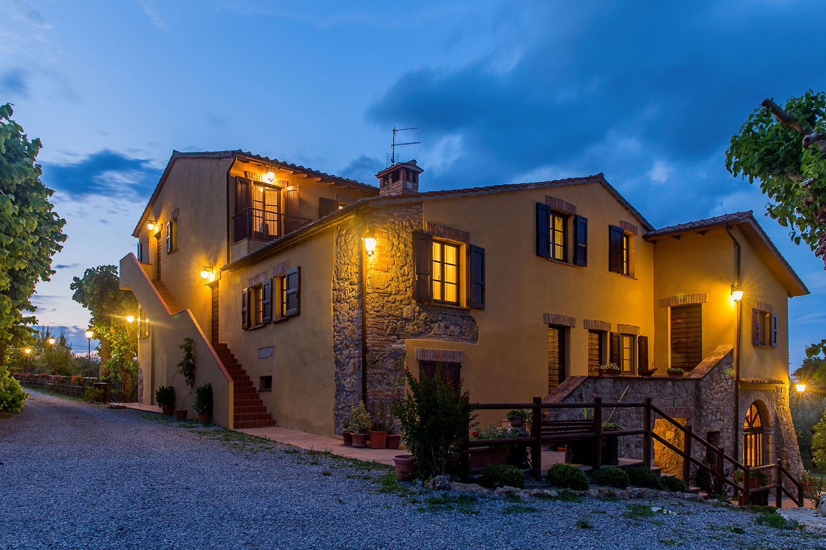 Agriturismo Le Anfore Toscana